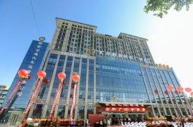 西北地区最大的名车6S店 广汇车多多正式开业