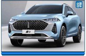 WEY全新旗舰SUV摩卡将于5月21日上市