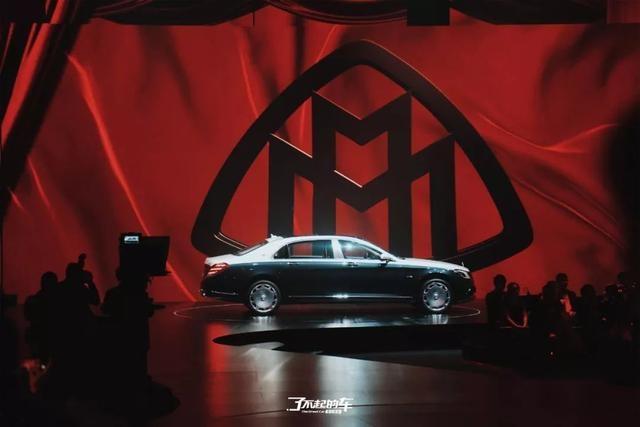梅赛德斯-迈巴赫GLS全球首发 奔驰要拿它对标库里南 你觉得谁更豪