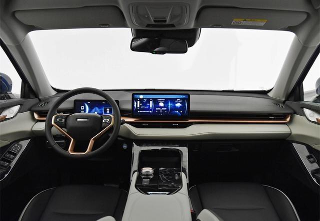 神车再度进化,第三代哈弗H6上市,11.59万元起售