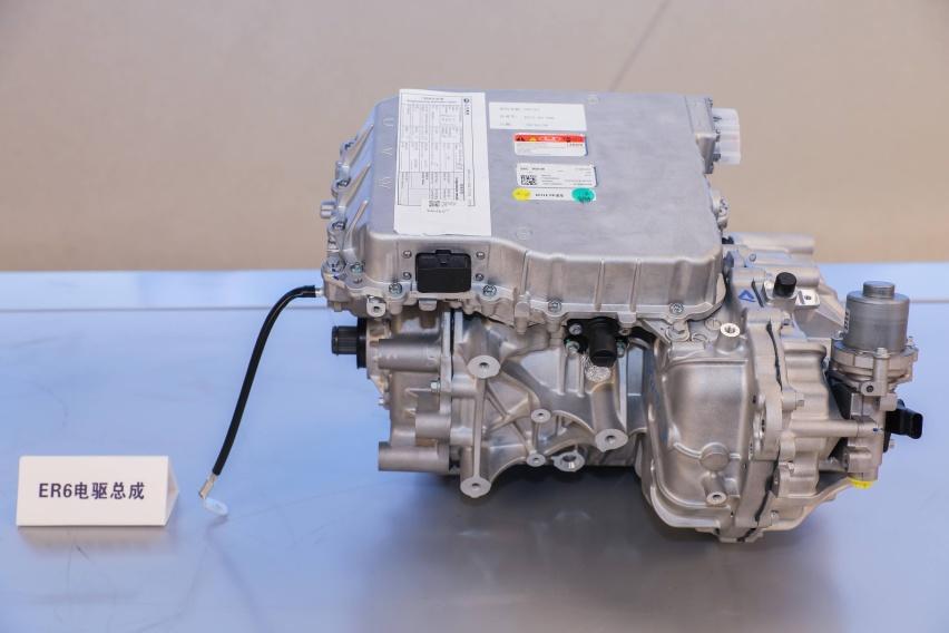 ER6电驱总成1