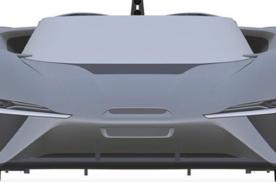 蔚来EP9敞篷版专利图 超跑本来的样子