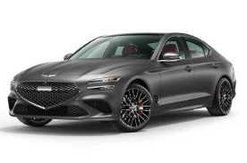 【新车预告】#新款捷尼赛思G70,限量发售500台#