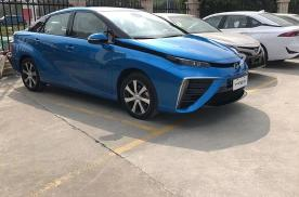 不加油、不充电能跑600公里,丰田氢能源车Mirai惊现广州
