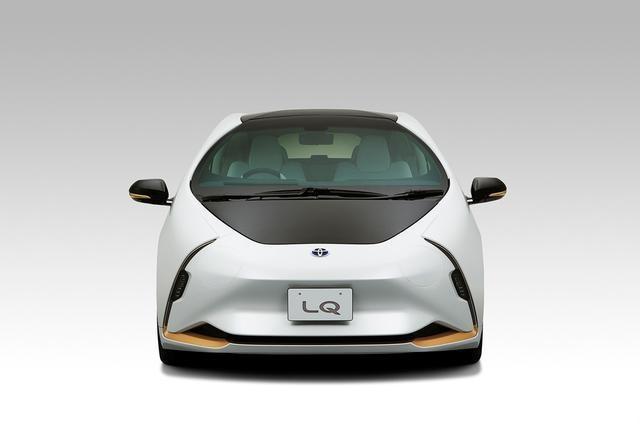 对战大众ID.3和本田e,丰田LQ这款全新纯电动车有胜算吗?-爱咖号