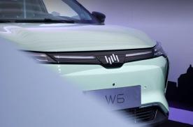 威马W6正式上市 补贴后16.98万元起售