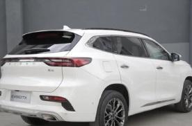 大批全新奇瑞星途实车现身!白色车身质感十足配国产最强1.6T