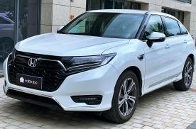 李立山评测本田UR-V,1.5T卖25万元,它值吗?