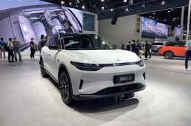 广州车展实拍零跑C11,智能化真的能超特斯拉Model Y?