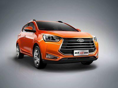 江淮瑞风S2新车型上市,售6.98-7.68万元