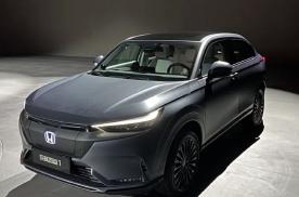 本田也要搞电动了,一口气发布5款新车,有2款明年上市