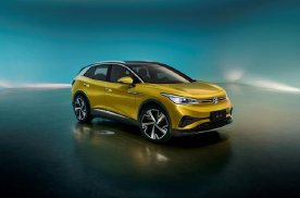 """上汽大众首款MEB中型纯电SUV 已经亮相,名曰""""光荷4X"""""""
