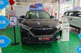 十万级科技领先SUV 长安欧尚X7 Geeker广州到店