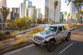 对比实测:混动版Jeep牧马人还能玩越野吗?