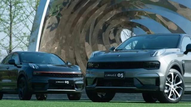 领克05对比吉利星越,相同平台,都是轿跑SUV,你更喜欢谁?