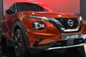 搭载1.0T三缸发动机,全新日产JUKE正式亮相