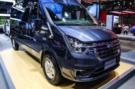 提供多种车身形式 新世代全顺Pro将于12月9日上市