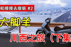 欧系大脚羊的川西之旅下集,熊猫王国之巅巴朗山和大熊猫的故乡