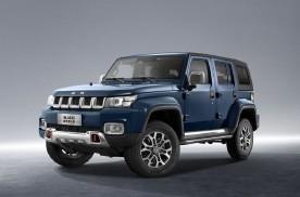 北京BJ40城市猎人版售15.98万起,搭载2.0T发动机