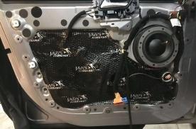 济南77标致308汽车音响改装丹拿272两分频 大动态低失真