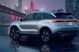 L2级自动驾驶,BEIJING-X7中大型SUV十万元预售
