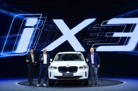 拿下宝马多个第一的iX3,有能力引领新能源行业吗?