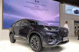 瑞虎8 PLUS六座版重庆车展发布 两款车型/售14.59-15.29