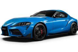 丰田Supra推出RZ Horizon Blue特别版车型