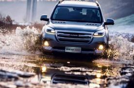 普拉多停产 看看这几款带大梁国产SUV  网友:平民版