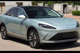 看个新车丨内饰曝光,北汽极狐第二款车型ARCFOX αS实拍