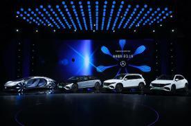 奔驰EQ之夜,三款重磅纯电车型首发,含7座SUV