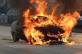 杭州5天内发生11起汽车自燃,夏天用车不可大意,这样更安全