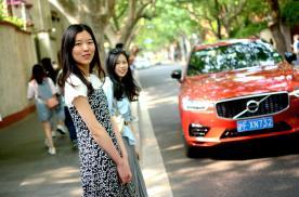 漫游沪上网红地,气质小姐姐与沃尔沃XC60的悠游假期