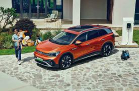 买高端智能纯电中大型SUV,没有比ID.6 CROZZ更好的选择了!