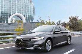 4月销量前十榜唯一中级车,本田大法施了什么咒?