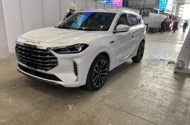 北京车展探馆:新款捷途X70实车曝光