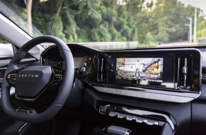 可对标BBA,新宝骏旅行车设计一流,一身先进科技,才7万多起