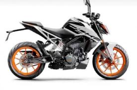 印度BS-VI KTM 200 Duke新款图片泄露