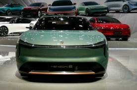2021上海车展:恒驰2纯电动中型车正式首发