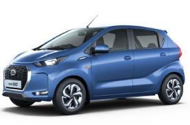 印度亲民小车,0.8L/1.0L动力,redi-GO发布