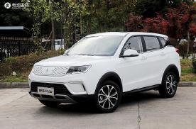 售价12.9万元 2021款野马EC60旗舰版正式上市