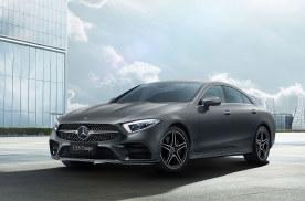 奔驰发布全新CLS四门轿跑,50万买1.5T,把我们当傻子?