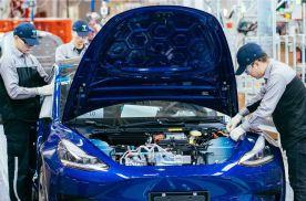 供不应求?特斯拉上海工厂6月起周产能提升至4000辆
