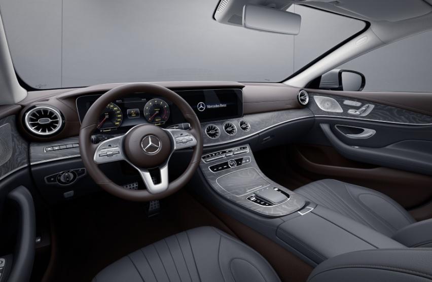 新款奔驰CLS上市 入门级搭1.5T 售57.68万起