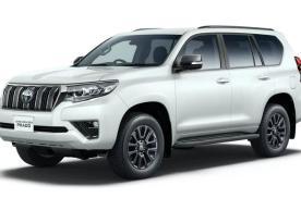搭载全新2.8T柴油引擎 新款丰田普拉多发布