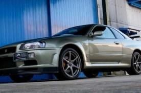 你会花50万美元购买这辆全新的R34 GT-R吗?