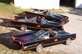 看惯了炫酷科幻的蝙蝠车,但又有谁知道第一辆蝙蝠车呢?