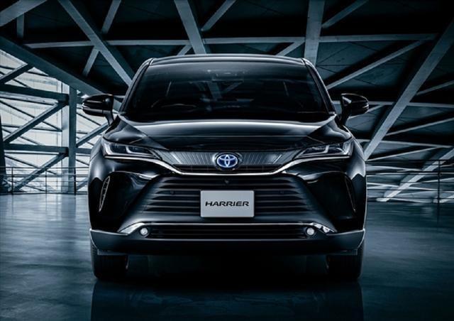 广汽丰田新车命名锋兰达,网友:这不就是换了车标的雷克萨斯RX么
