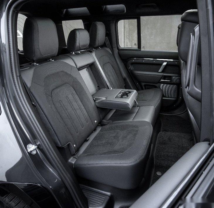 《【华宇娱乐开户】2022款路虎卫士110上市 3款车型 售价84.8万元起》