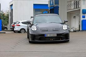 预计年底正式亮相 全新保时捷911 GT3无伪装谍照曝光